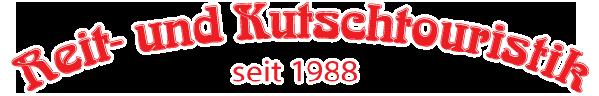 Reit- und Kutschtouristik Rainer Ortlepp